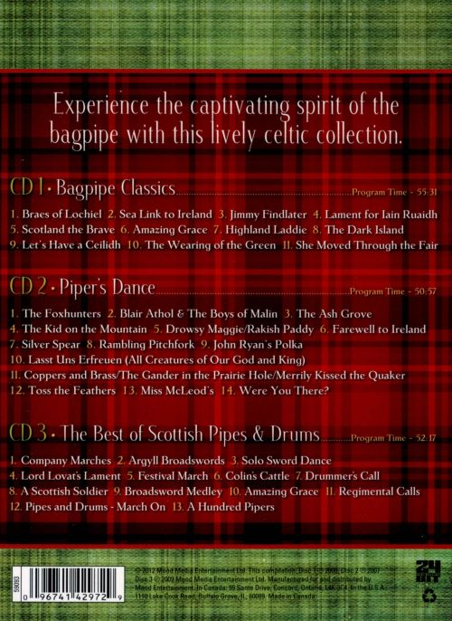Scotland the Brave: Bagpipe Traditions