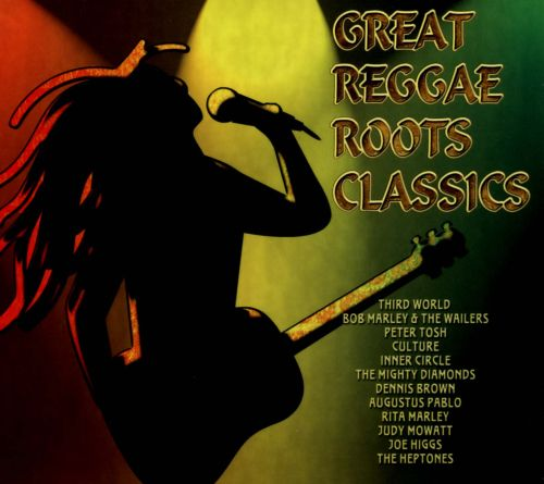 [Multi] VA Great Reggae Roots Classics CD 2012 250kbps-MP3