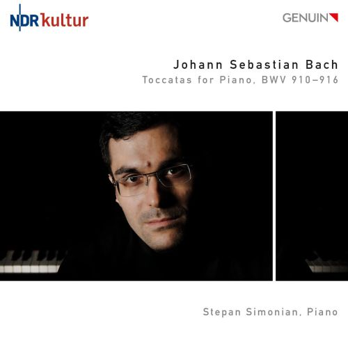 Bach: Toccatas for Piano