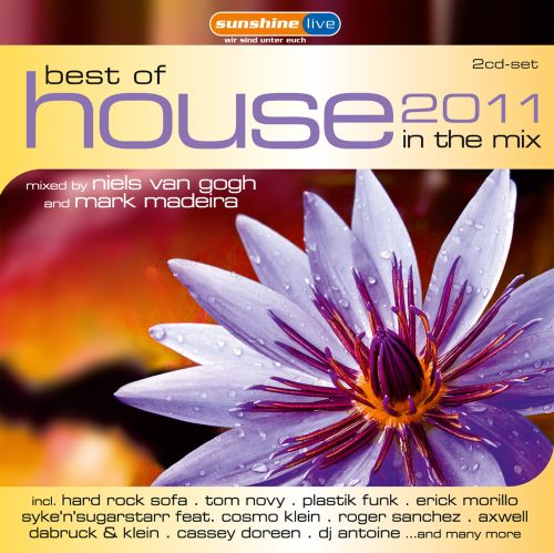 Best of House 2011 In the Mix
