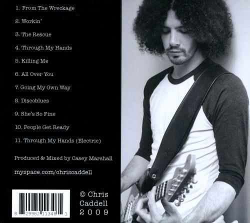 Chris Caddell and the Wreckage