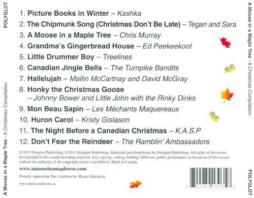 A Moose in a Maple Tree: A Christmas Compilation