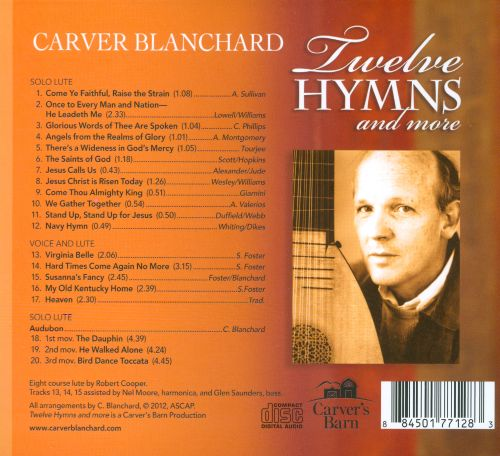 Twelve Hymns and More