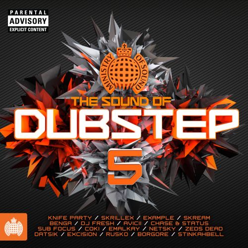 Ministry of Sound: The Sound of Dubstep 5