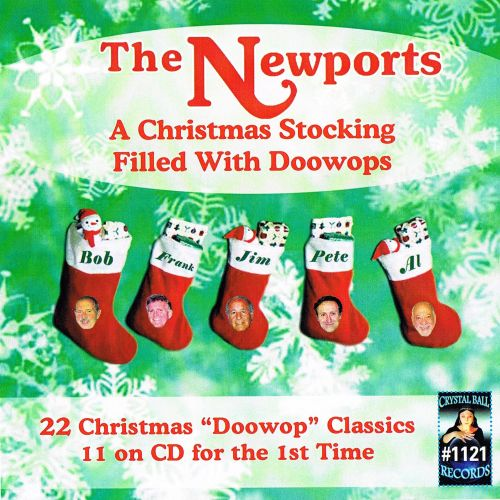 A  Christmas Stocking Filled With Doowops