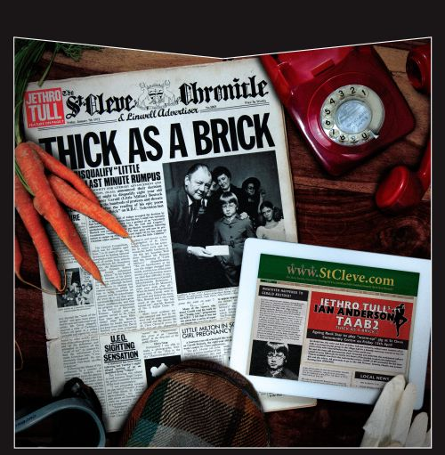 Thick as a Brick/Thick as a Brick 2