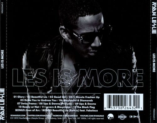 Les Is More