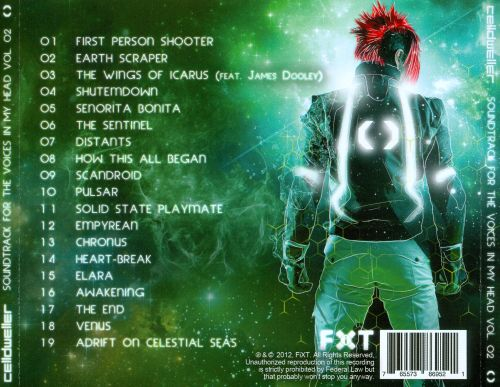 Soundtrack for the Voices in My Head, Vol. 2 - Celldweller ...
