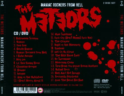 Maniac Rockers from Hell