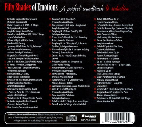 Fifty Shades of Emotions