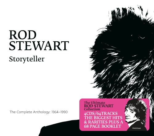 Storyteller: The Complete Anthology, 1964-1990