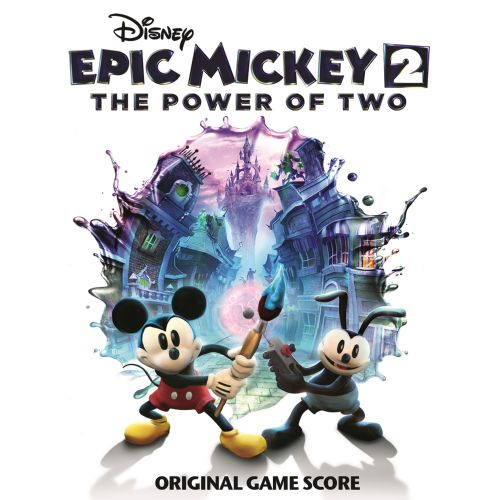 Epic Mickey 2: The Power of Two [Original Game Score]