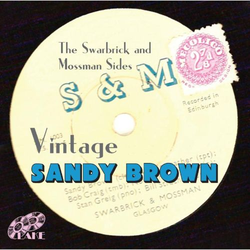Vintage Sandy Brown: The Swarbrick and Mossmon Sides