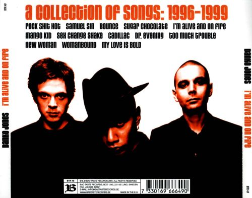 I'm Alive and on Fire (A Collection of Songs: 1996-1999)