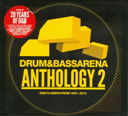 Drum & Bass Arena: Anthology, Vol. 2: D&B Classics From 1993-2013
