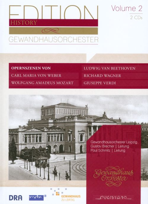 Edition Gewandhausorchester Leipzig, Vol. 2