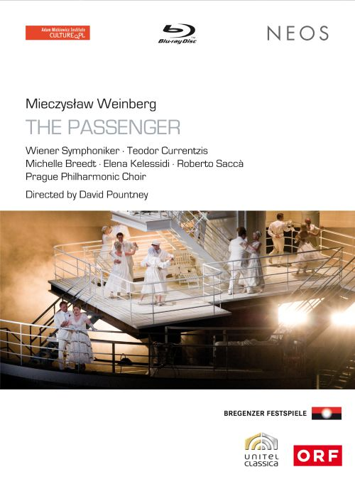 Mieczyslaw Weinberg: The Passenger [Video]