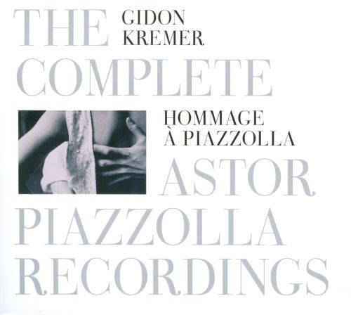 Hommage à Piazzolla: The Complete Astor Piazzolla Recordings