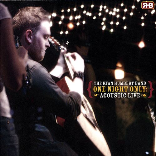 One Night Only: Acoustic Live