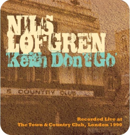 Keith Don't Go: Live at the T&C