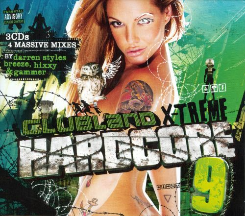Clubland X-Treme Hardcore, Vol. 9