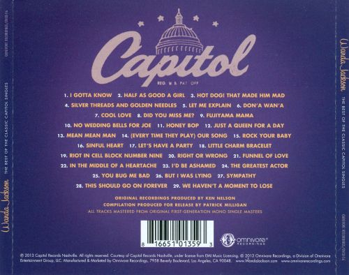 The Best of the Classic Capitol Singles