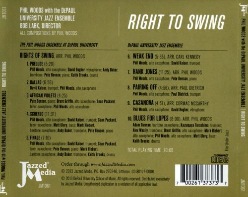 Right to Swing