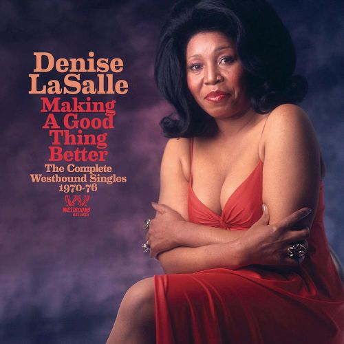 Making a Good Thing Better: The Complete Westbound Singles 1970-76