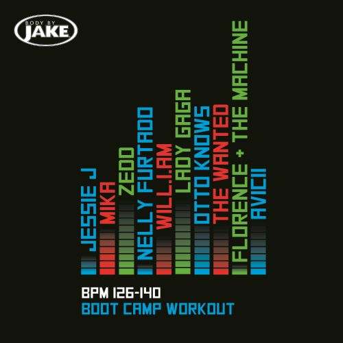 Body By Jake: Boot Camp Workout