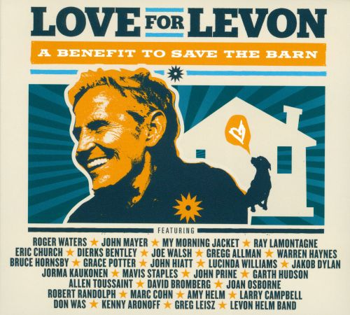 Love for Levon: a benefit to save the barn.