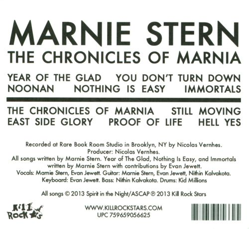 The  Chronicles of Marnia