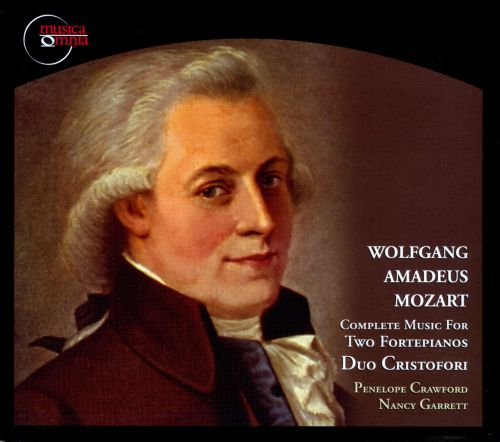 Mozart Lettere: Mozart: Complete Music For Two Fortepianos