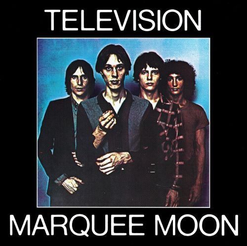 Marquee Moon - Television (1977)