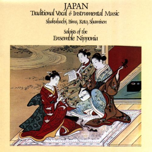 Japan: Traditional Vocal and Instrumental Music