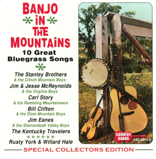 Banjo in the Mountains