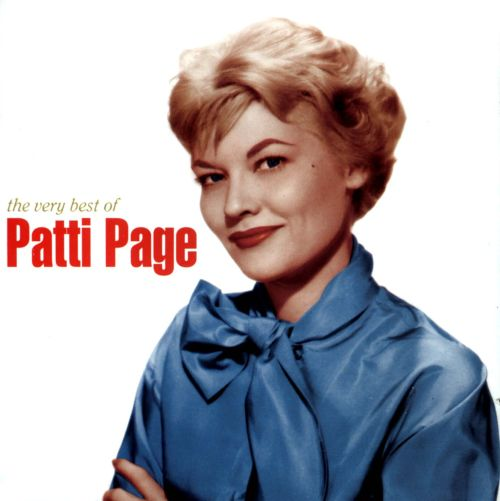 patti page you belong to me