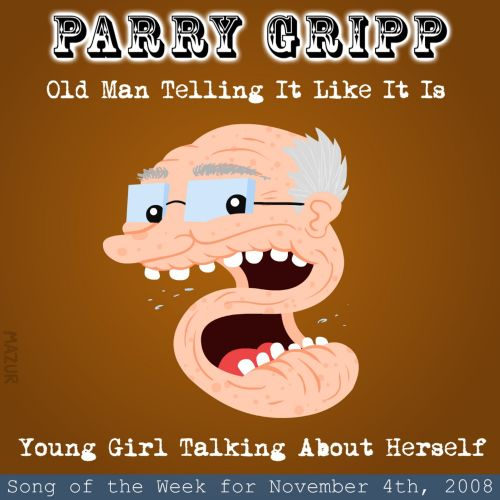 Old Man Telling It Like It Is: Parry Gripp Song Of