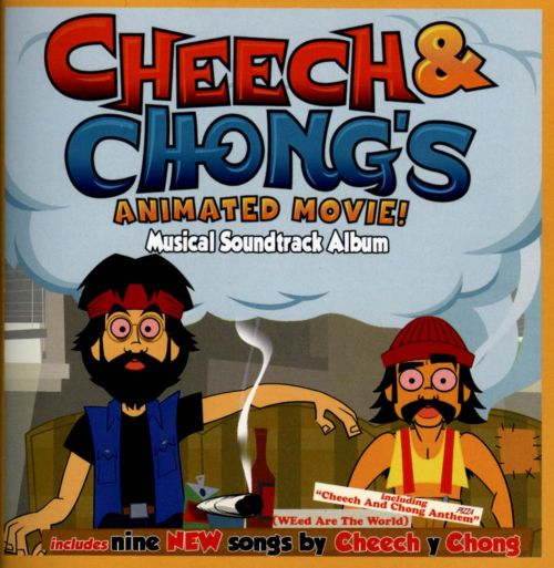 Blu-ray Review: Cheech and Chongs Animated Movie