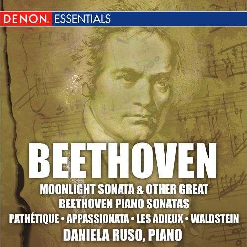 Beethoven: Moonlight & Other Great Piano Sonatas