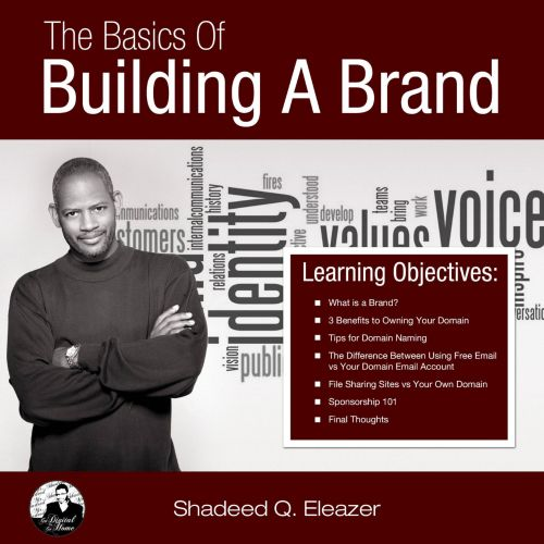 The Basics of Building a Brand