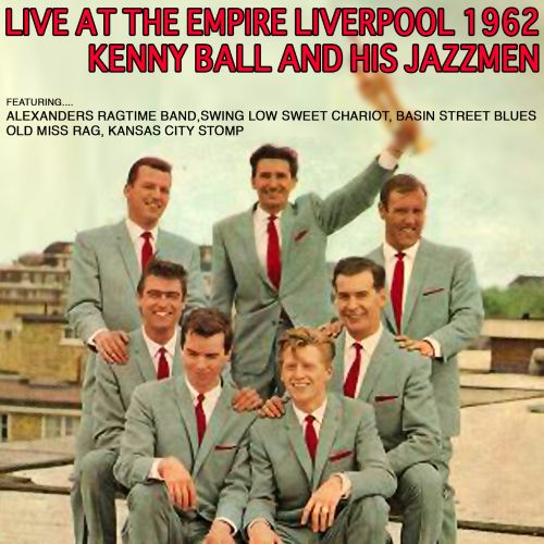 Live At the Empire Liverpool 1962