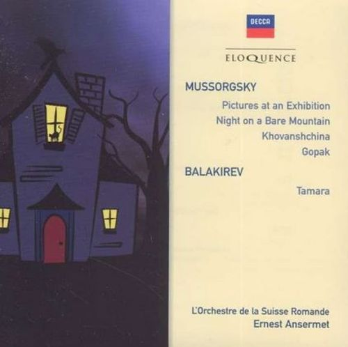 Mussorgsky: Pictures at an Exhibition/Night On