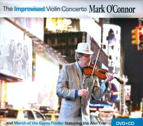 The Improvised Violin Concerto [Includes DVD]