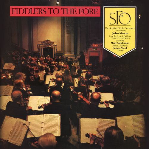 Fiddlers to the Fore