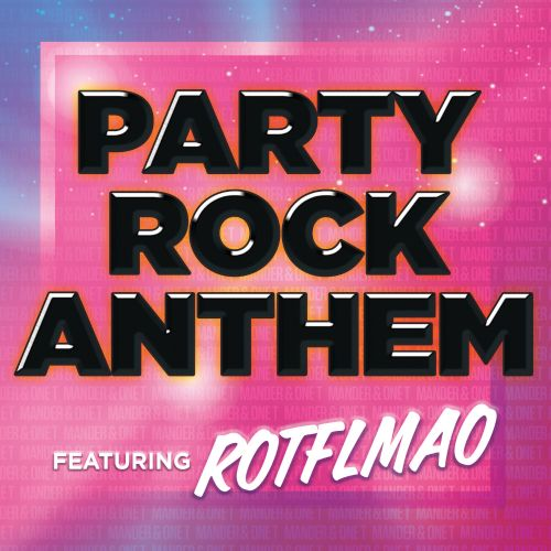 Party rock anthem songs album anthem