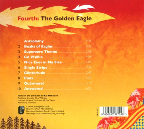 Fourth: The Golden Eagle