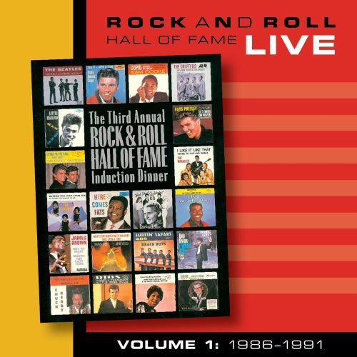 Rock and Roll Hall of Fame, Vol. 1: 1986-1991