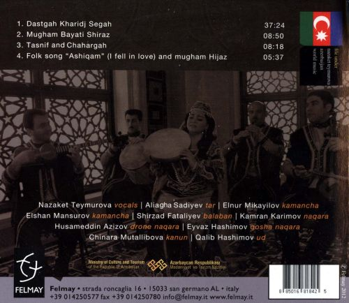 Mugham: Traditional Music of Azerbaijan