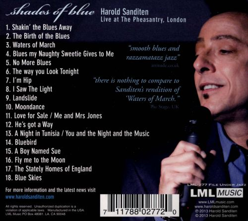 Shades of Blue: Live At the Pheasantry, London