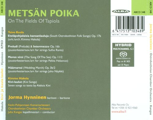 Metsän Poika: On The Fields of Tapiola